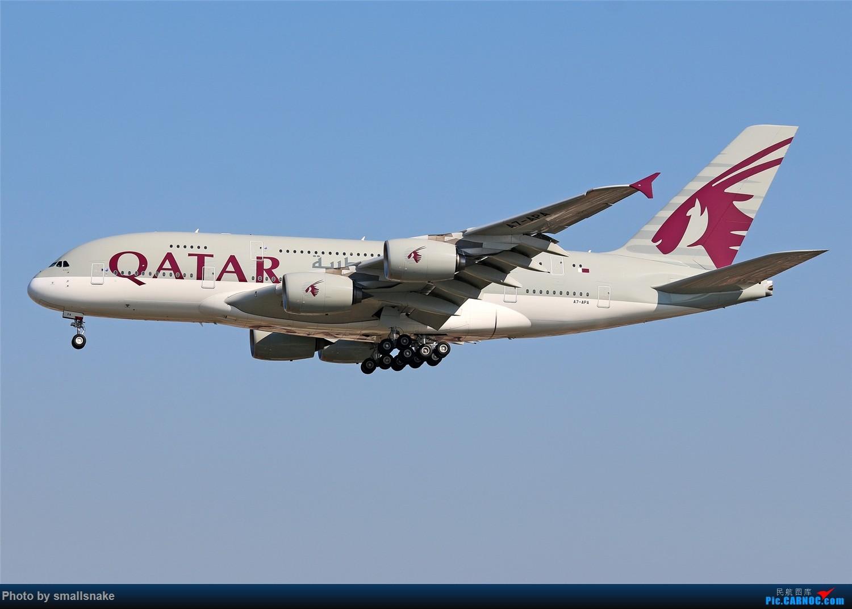 [原创]国庆期间,CAN的那些宽体们... AIRBUS A380 A7-APA 广州白云国际机场