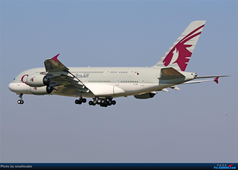 Re:[原创]国庆期间,CAN的那些宽体们... AIRBUS A380 A7-APA 广州白云国际机场