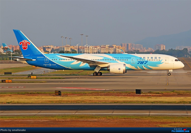 Re:[原创]国庆期间,CAN的那些宽体们... BOEING 787-9 B-1293 广州白云国际机场