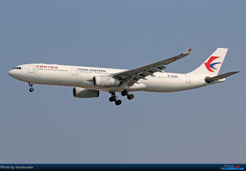 Re:[原创]国庆期间,CAN的那些宽体们... AIRBUS A330-300 B-6085 广州白云国际机场