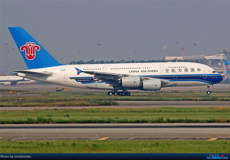 Re:[原创]国庆期间,CAN的那些宽体们... AIRBUS A380 B-6138 广州白云国际机场