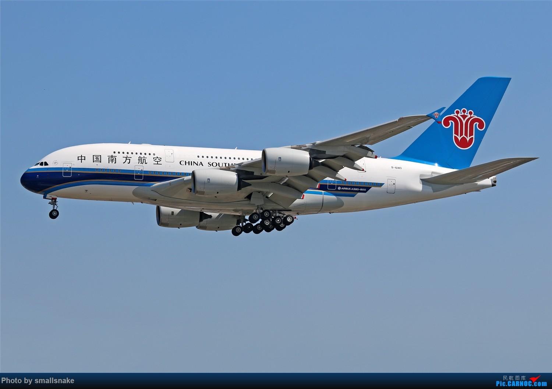 Re:[原创]国庆期间,CAN的那些宽体们... AIRBUS A380 B-6140 广州白云国际机场