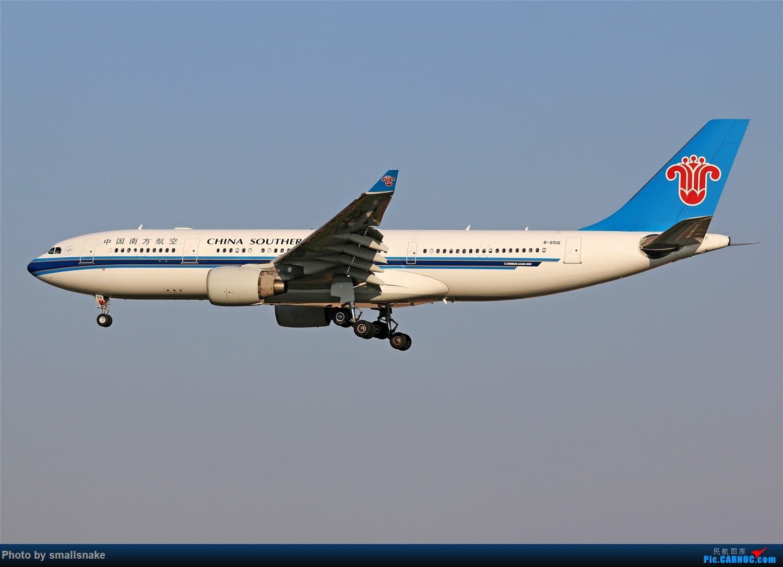 Re:[原创]国庆期间,CAN的那些宽体们... AIRBUS A330-200 B-6516 广州白云国际机场