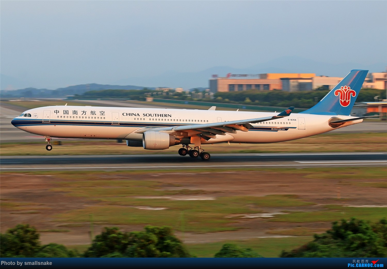Re:[原创]国庆期间,CAN的那些宽体们... AIRBUS A330-300 B-8359 广州白云国际机场