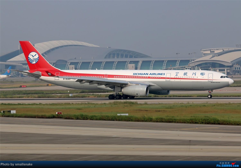 Re:[原创]国庆期间,CAN的那些宽体们... AIRBUS A330-300 B-8589 广州白云国际机场
