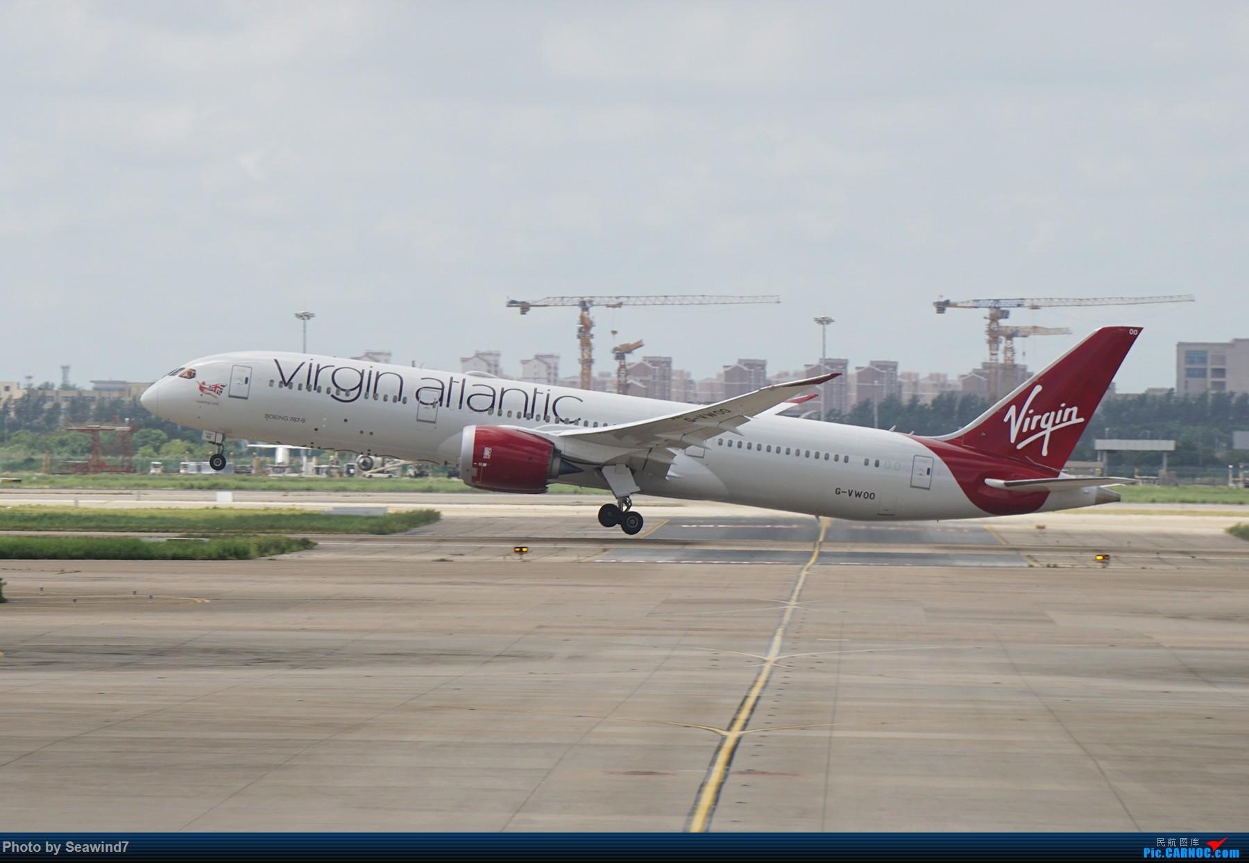 Re:[原创]浦东拍机记 BOEING 787-9  中国上海浦东国际机场