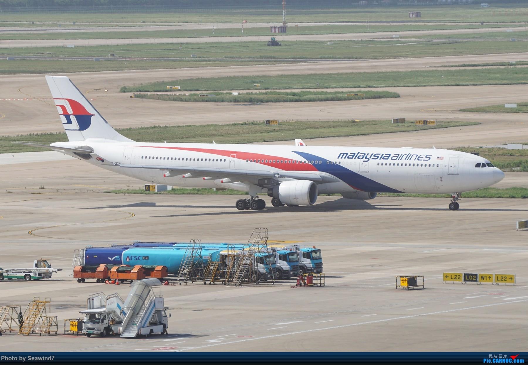Re:[原创]浦东拍机记 AIRBUS A330-300  中国上海浦东国际机场