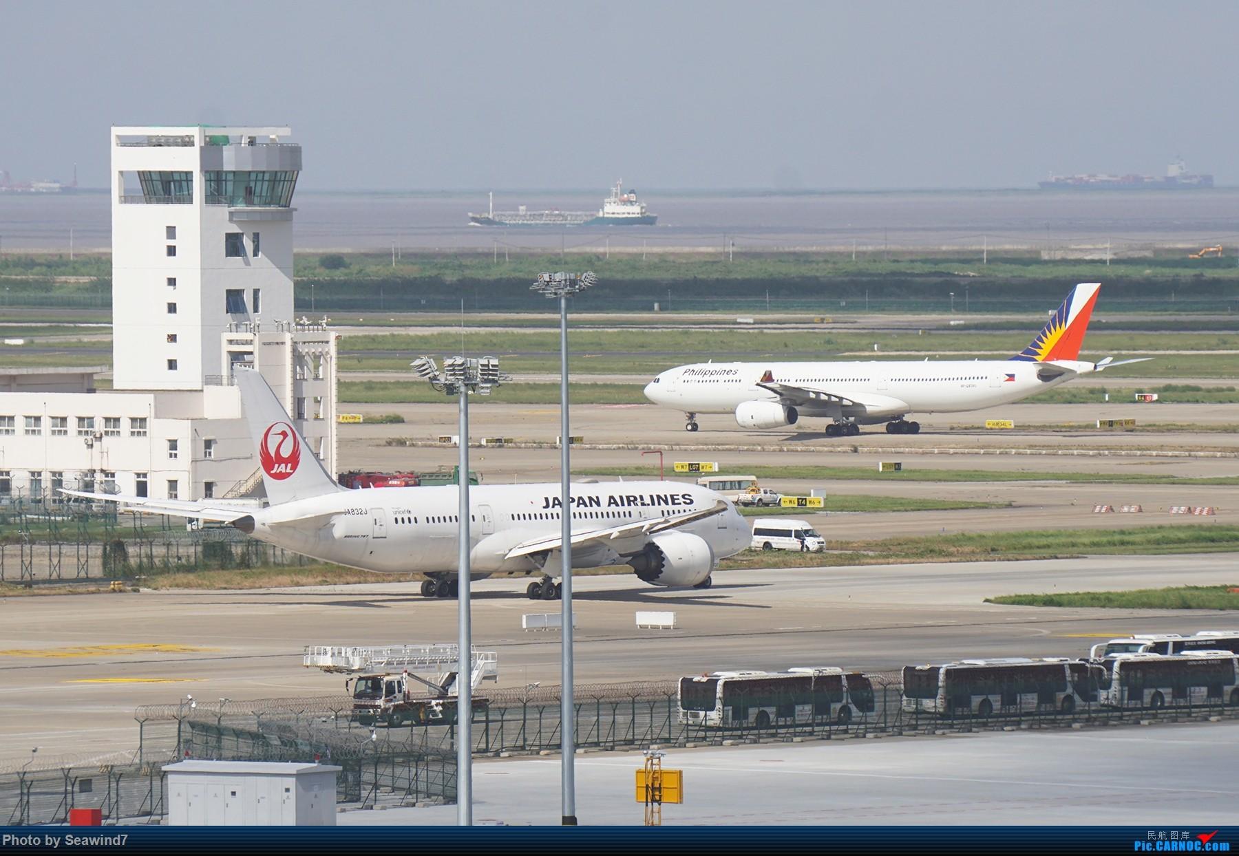 Re:[原创]浦东拍机记 BOEING 787-8  中国上海浦东国际机场