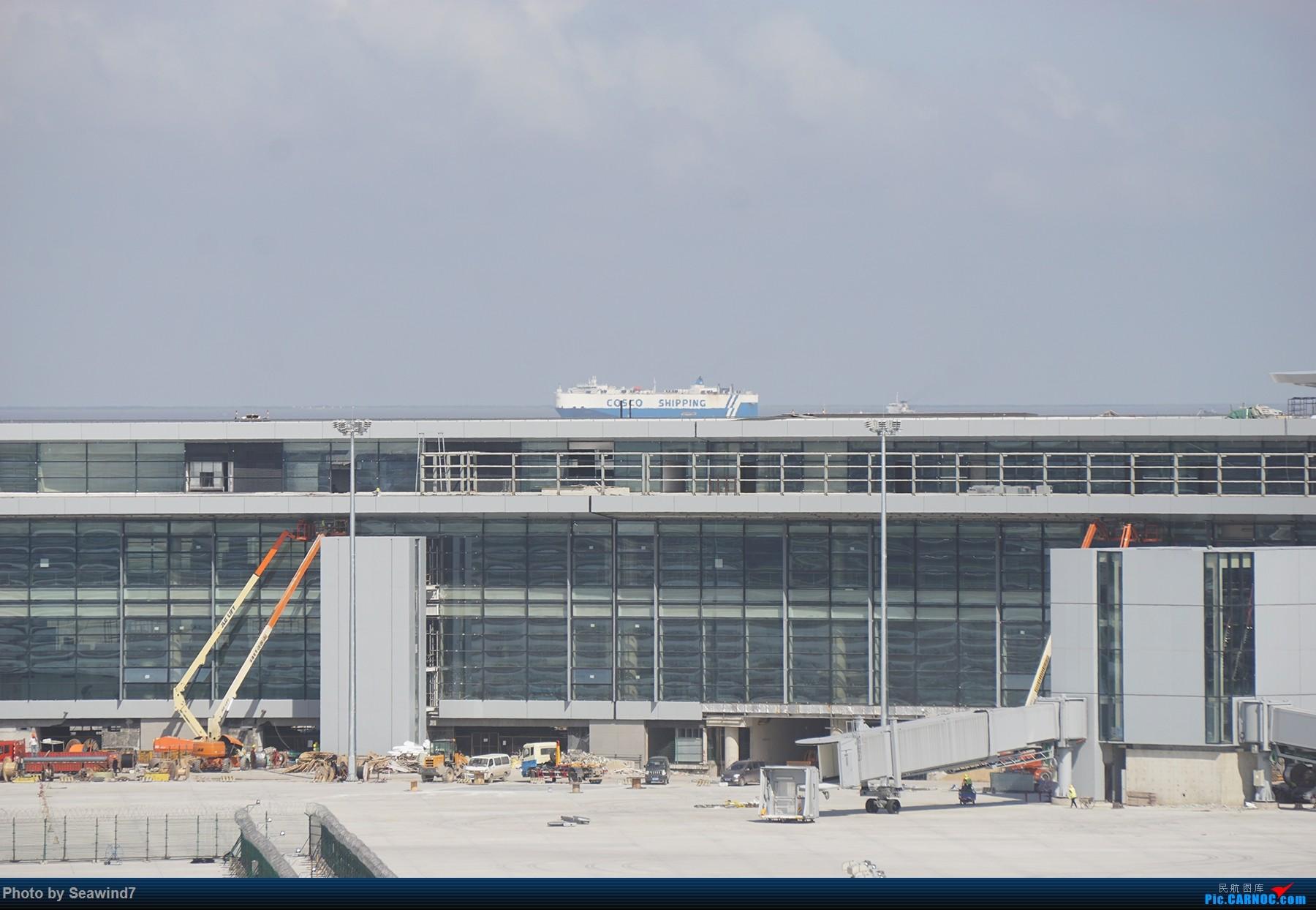 Re:[原创]浦东拍机记    中国上海浦东国际机场