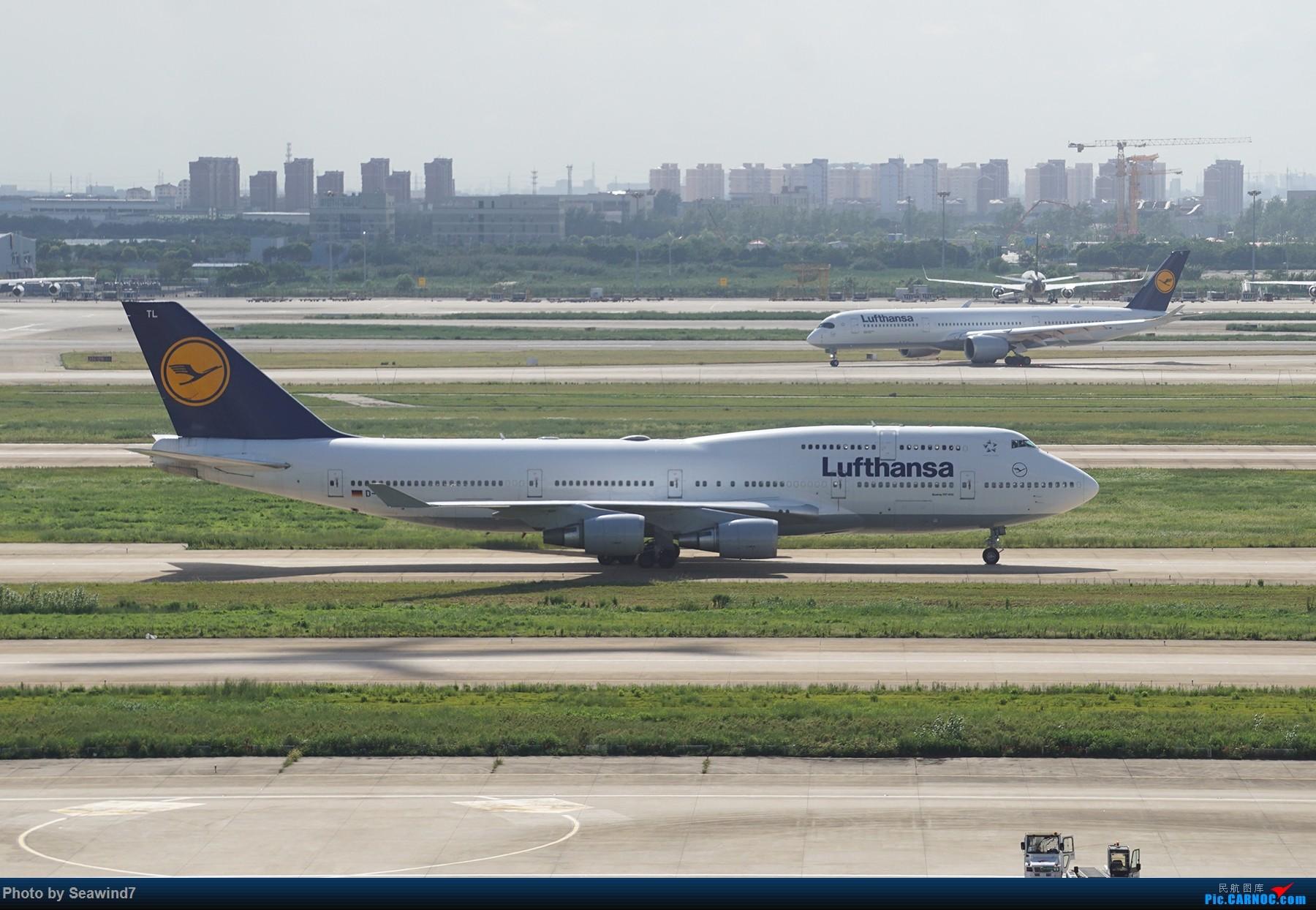 Re:[原创]浦东拍机记 BOEING 747-400  中国上海浦东国际机场
