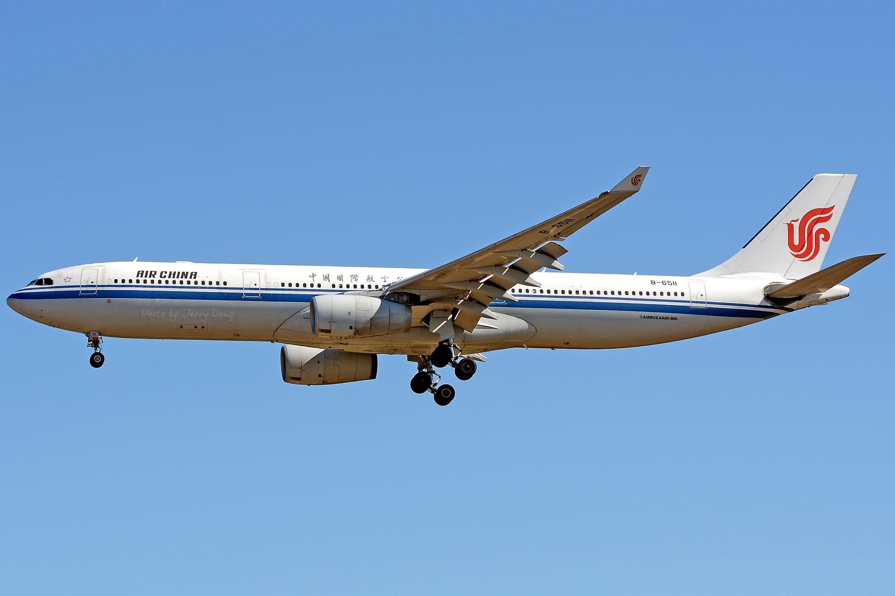 Re:[原创]【多图党】PEK落地一组国航系【2】 AIRBUS A330-300 B-6511 中国北京首都国际机场