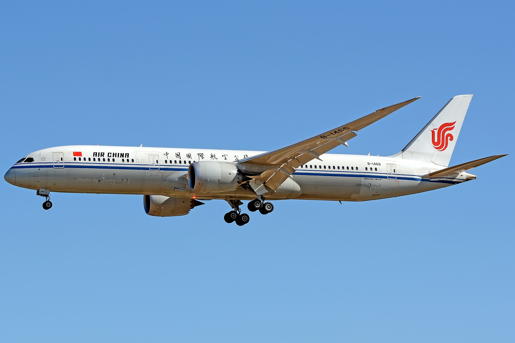 Re:[原创]【多图党】PEK落地一组国航系【2】 BOEING 787-9 B-1466 中国北京首都国际机场