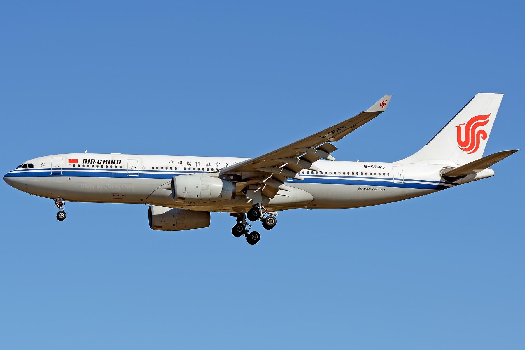Re:[原创]【多图党】PEK落地一组国航系【2】 AIRBUS A330-200 B-6549 中国北京首都国际机场