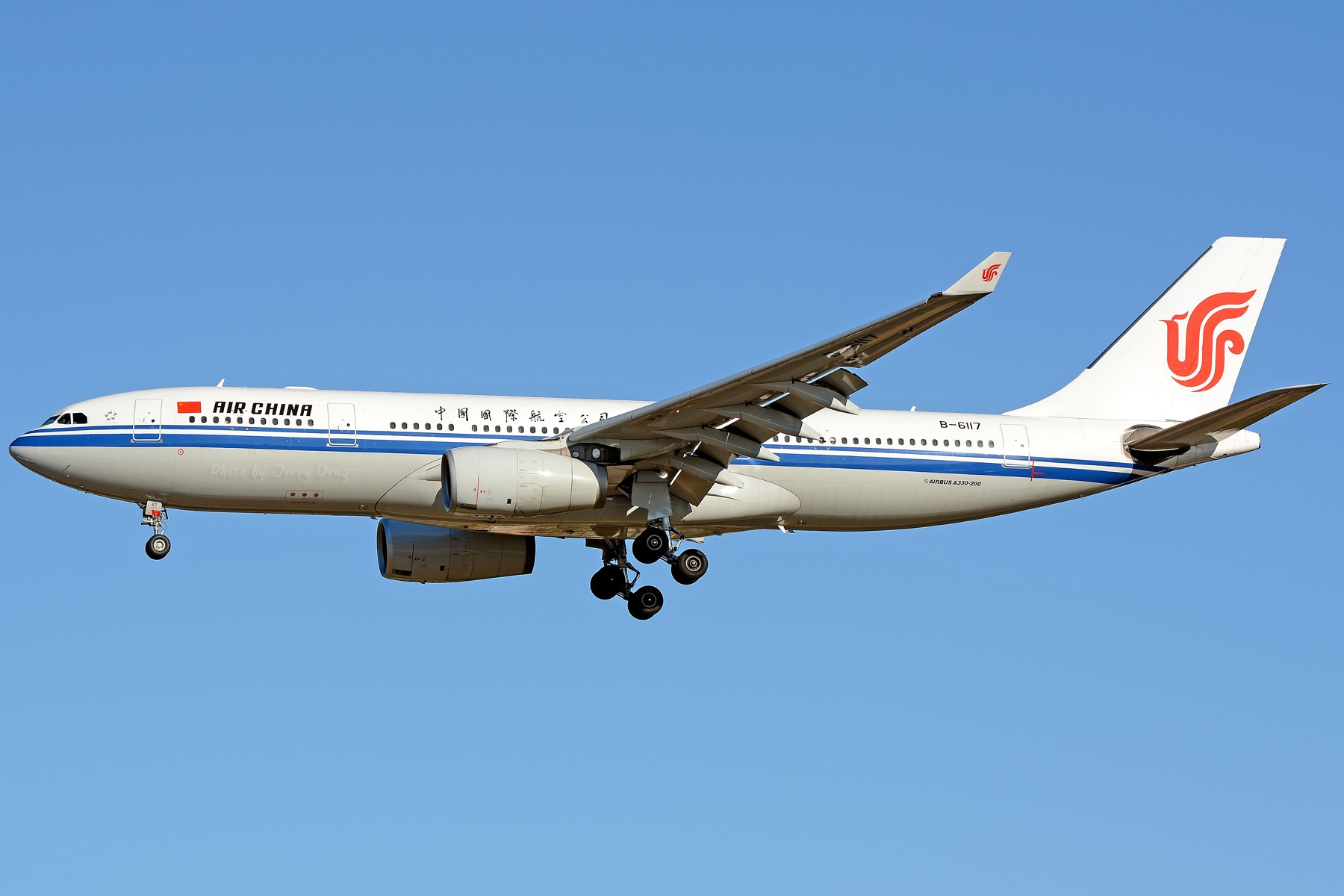 Re:[原创]【多图党】PEK落地一组国航系【2】 AIRBUS A330-200 B-6117 中国北京首都国际机场