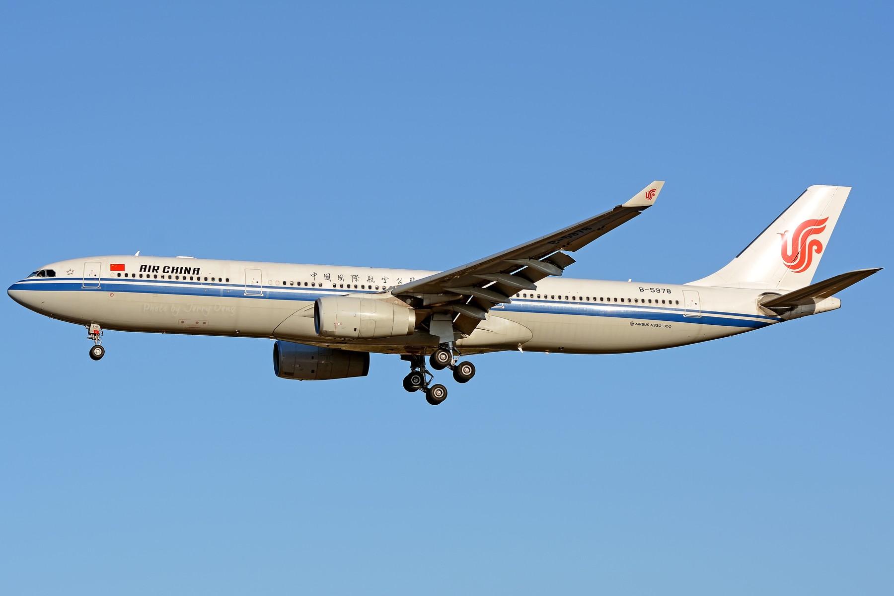 Re:[原创]【多图党】PEK落地一组国航系【2】 AIRBUS A330-300 B-5978 中国北京首都国际机场