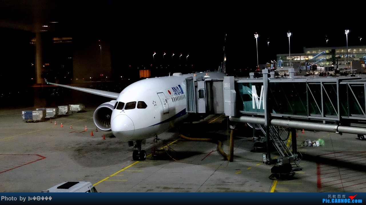 Re:[原创]德意志与法兰西深秋历史之旅——国航、汉莎、蓝鹰'伴我行。 BOEING 787-9  德国慕尼黑机场