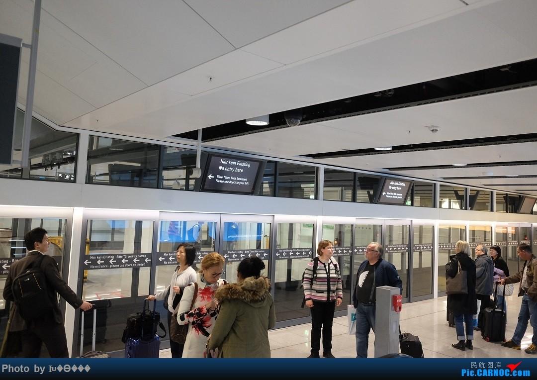 Re:[原创]德意志与法兰西深秋历史之旅——国航、汉莎、蓝鹰'伴我行。 BOEING 787-9  德国慕尼黑机场 德国慕尼黑机场