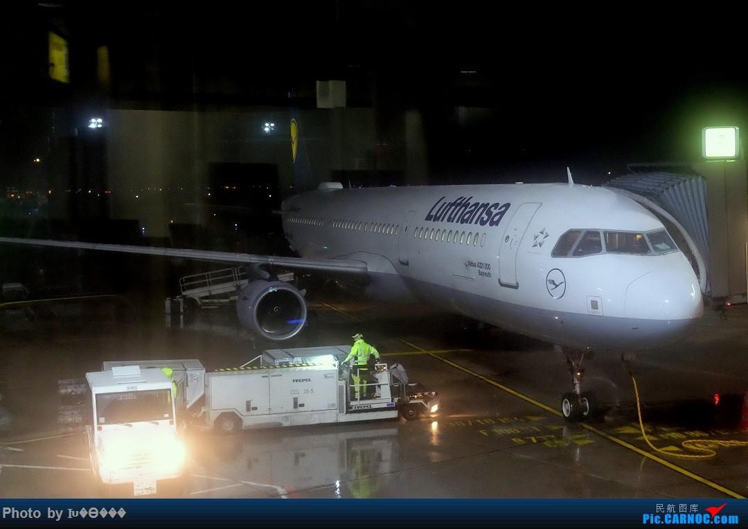 Re:[原创]德意志与法兰西深秋历史之旅——国航、汉莎、蓝鹰'伴我行。 AIRBUS A321