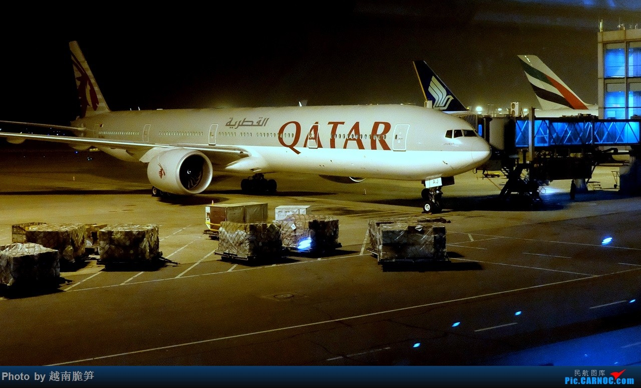 Re:[原创]德意志与法兰西深秋历史之旅——国航、汉莎、蓝鹰'伴我行。 BOEING 777-300ER  中国北京首都国际机场
