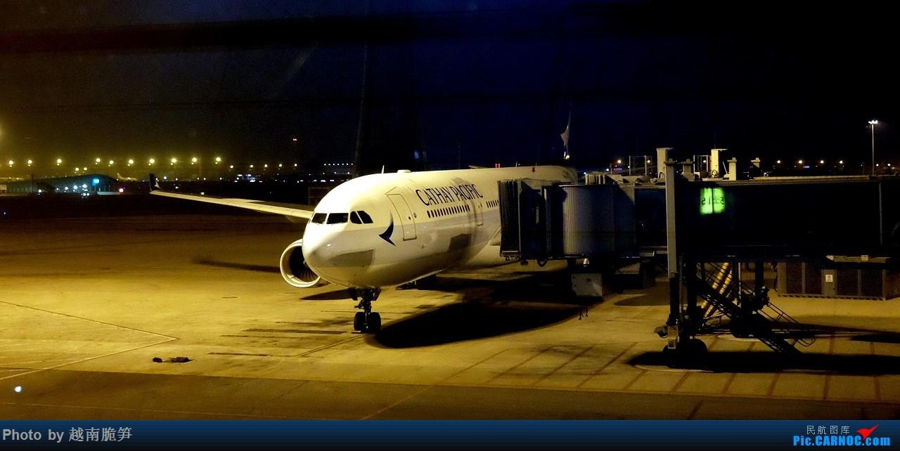 Re:[原创]德意志与法兰西深秋历史之旅——国航、汉莎、蓝鹰'伴我行。 AIRBUS A330-300  中国北京首都国际机场