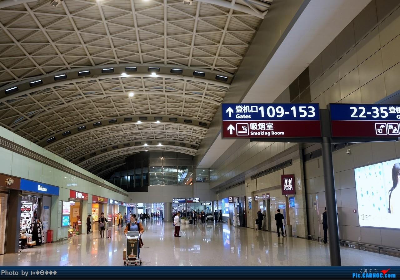 Re:[原创]德意志与法兰西深秋历史之旅——国航、汉莎、蓝鹰'伴我行。    中国成都双流国际机场