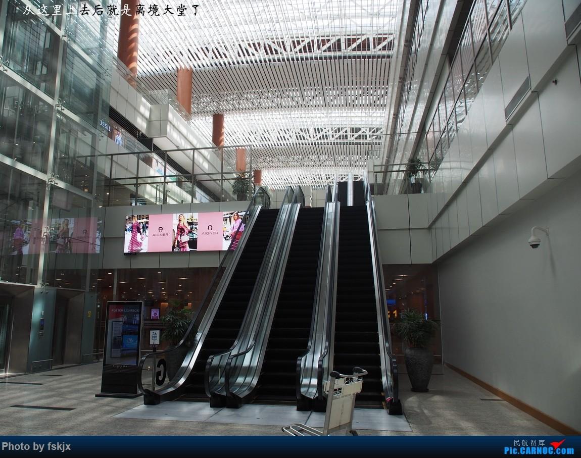 【fskjx的飞行游记☆63】缅怀于心·仰光&蒲甘&曼德勒    缅甸仰光机场
