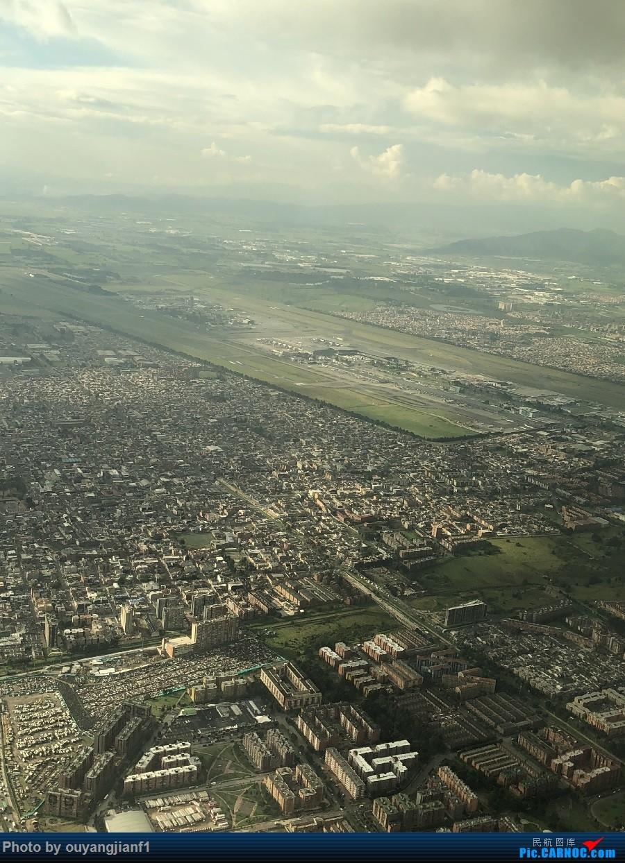 又是好久没来坛子了,发几篇2018年的飞行游记纪念一下吧....第一篇,环球飞行之旅:北京-纽瓦克-波哥大-麦德林-巴拿马城-墨西哥城-法兰克福-北京    哥伦比亚波哥大埃尔多拉多国际机场