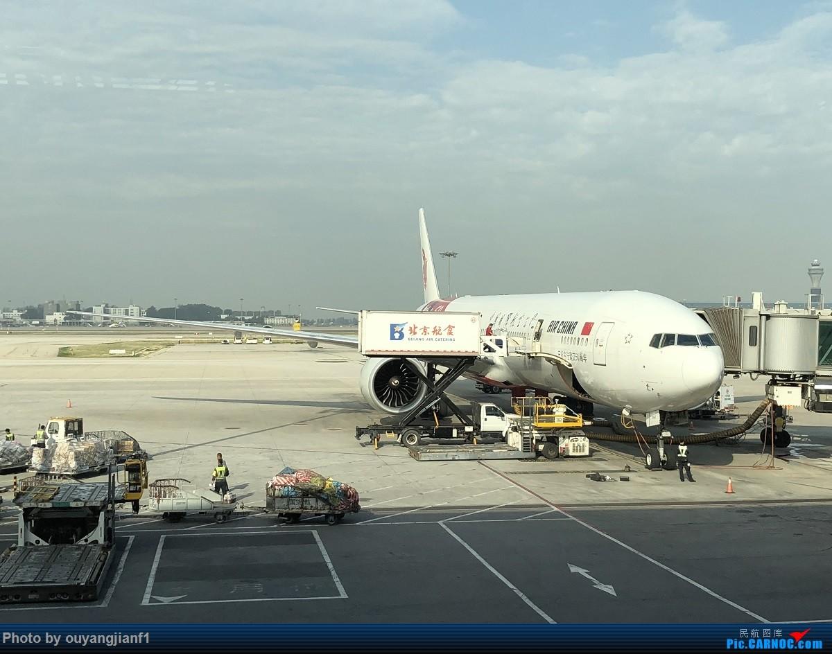 又是好久没来坛子了,发几篇2018年的飞行游记纪念一下吧....第一篇,环球飞行之旅:北京-纽瓦克-波哥大-麦德林-巴拿马城-墨西哥城-法兰克福-北京 BOEING 777-300ER B-2047 中国北京首都国际机场