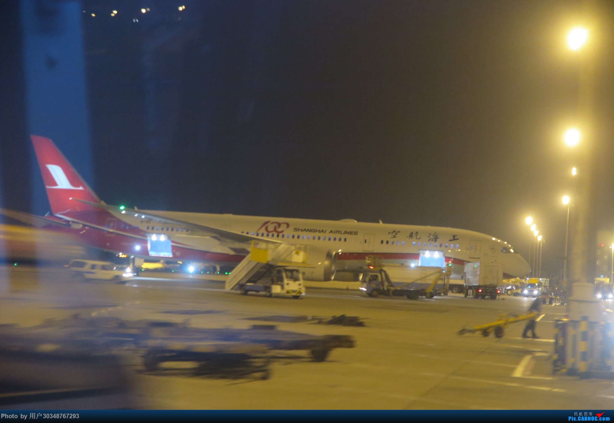 Re:PEK夜拍 BOEING 787-9 B-1111 中国北京首都国际机场