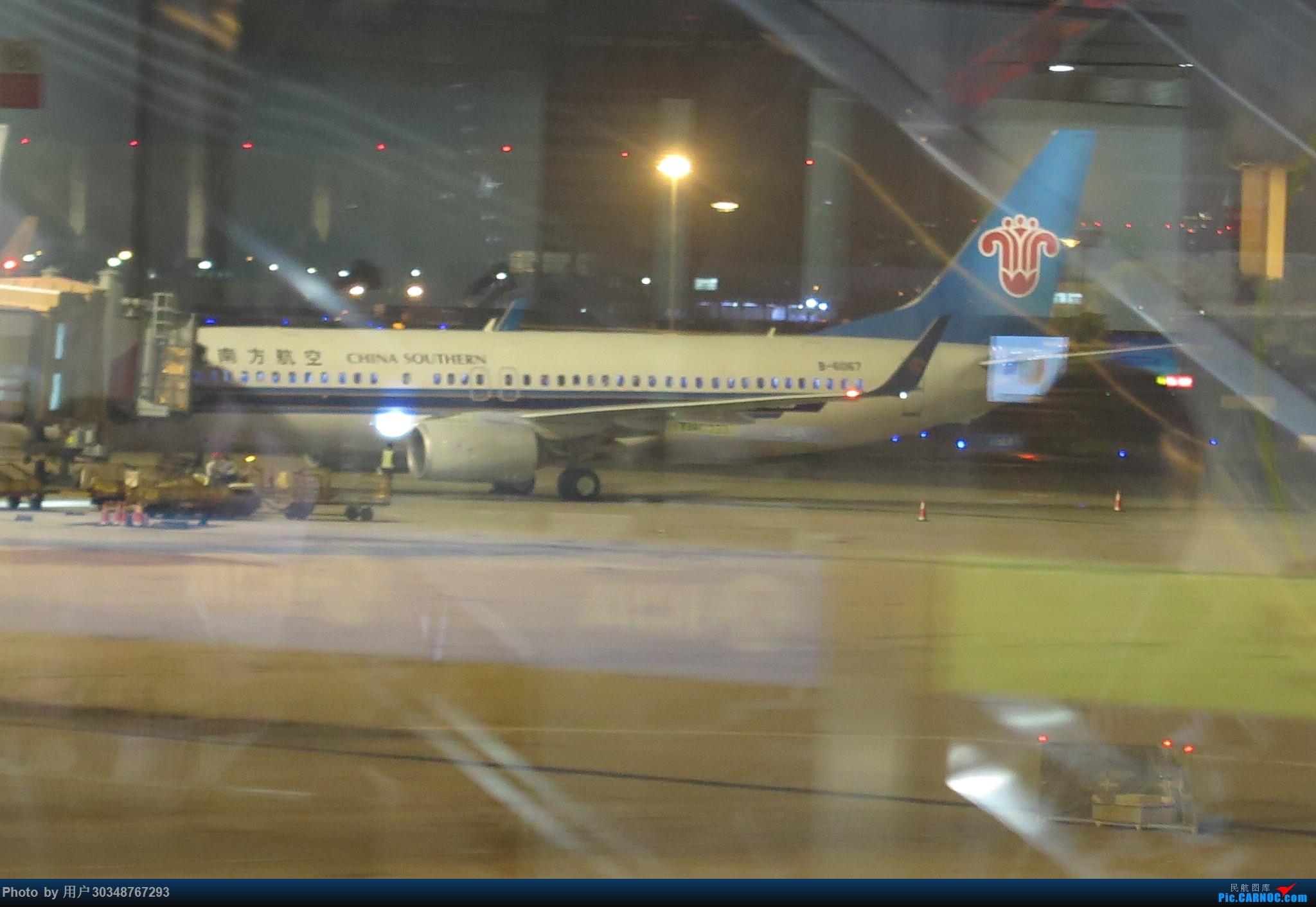 Re:[原创]PEK夜拍 BOEING 737-800 B-6067 中国北京首都国际机场