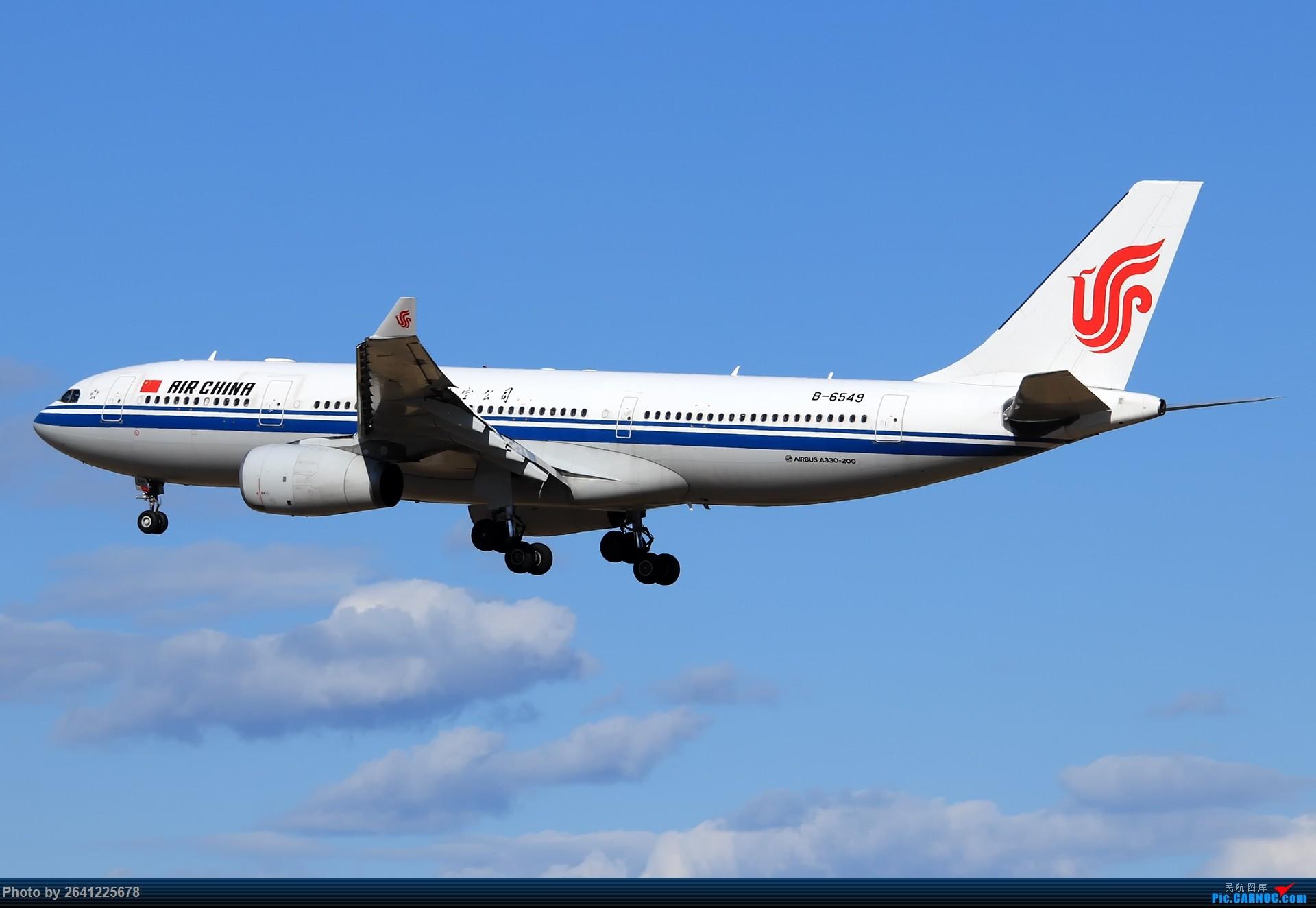 Re:[原创]库存集锦 AIRBUS A330-200 B-6549 中国北京首都国际机场