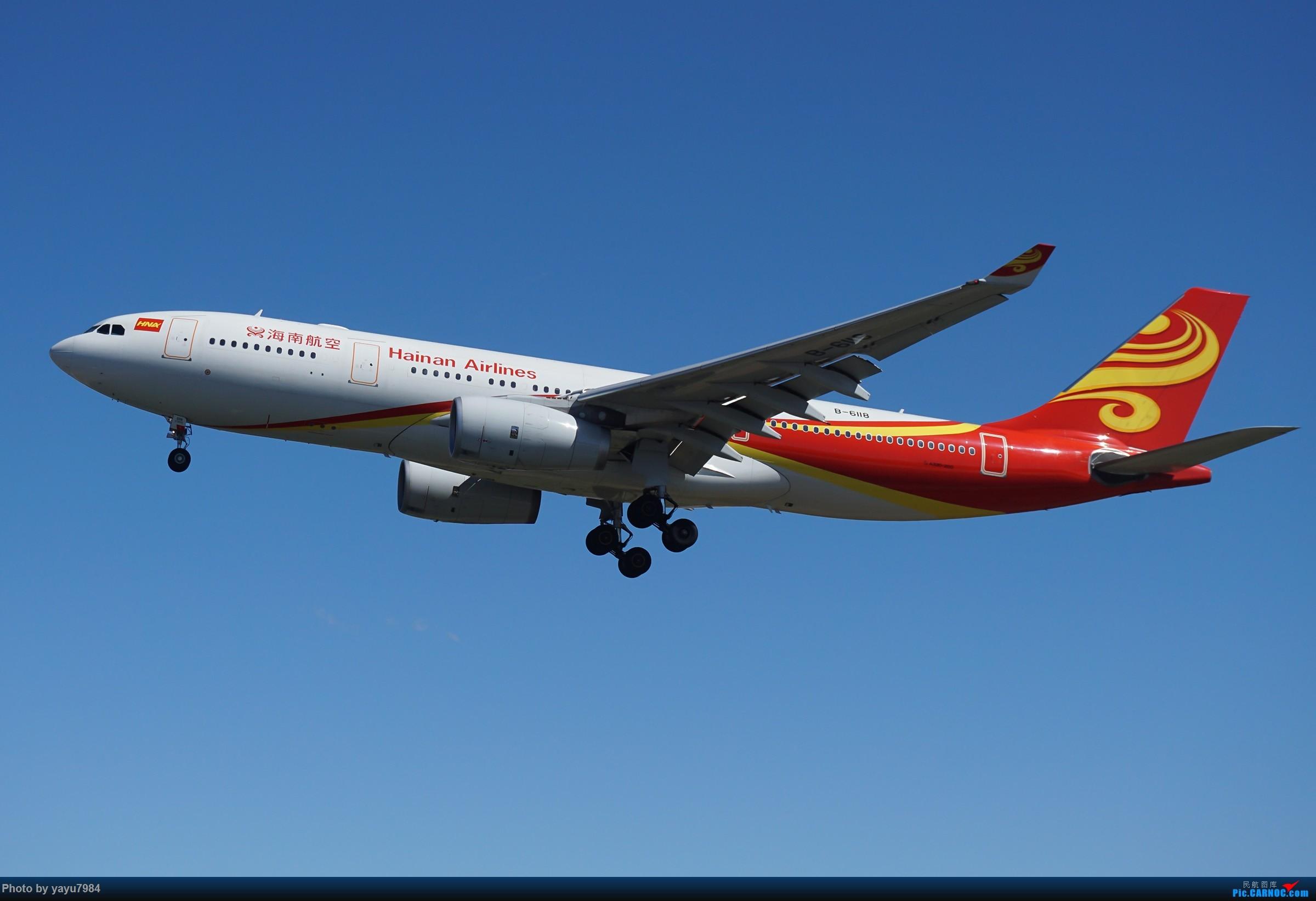 Re:[原创][SYD] 东航天合332,雪绒花343,华航蓝鹊,以及其他日常货 AIRBUS A330-200 B-6118 澳大利亚悉尼金斯福德·史密斯机场