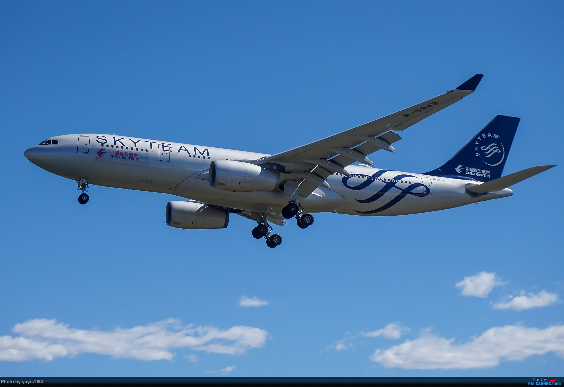 Re:[原创][SYD] 东航天合332,雪绒花343,华航蓝鹊,以及其他日常货 AIRBUS A330-200 B-5949 澳大利亚悉尼金斯福德·史密斯机场