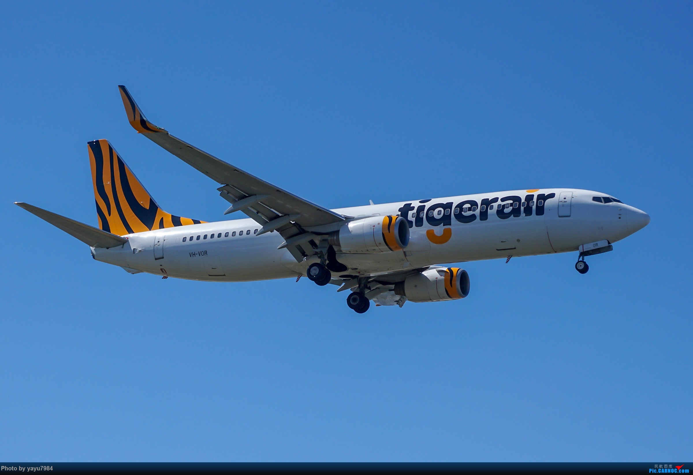 Re:[原创][SYD] 东航天合332,雪绒花343,华航蓝鹊,以及其他日常货 BOEING 737-800 VH-VOR 澳大利亚悉尼金斯福德·史密斯机场