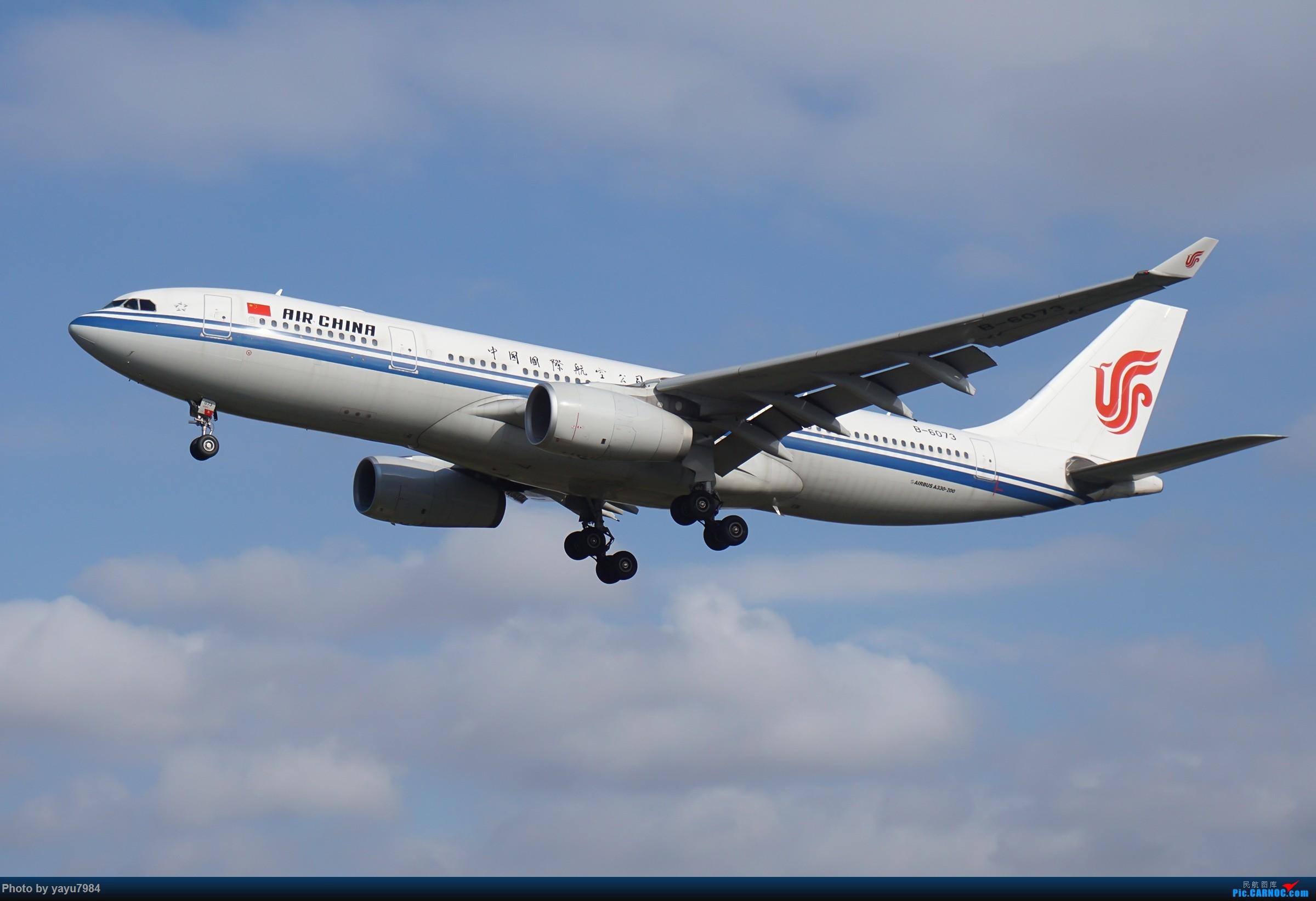 Re:[SYD] 东航天合332,雪绒花343,华航蓝鹊,以及其他日常货 AIRBUS A330-200 B-6073 澳大利亚悉尼金斯福德·史密斯机场