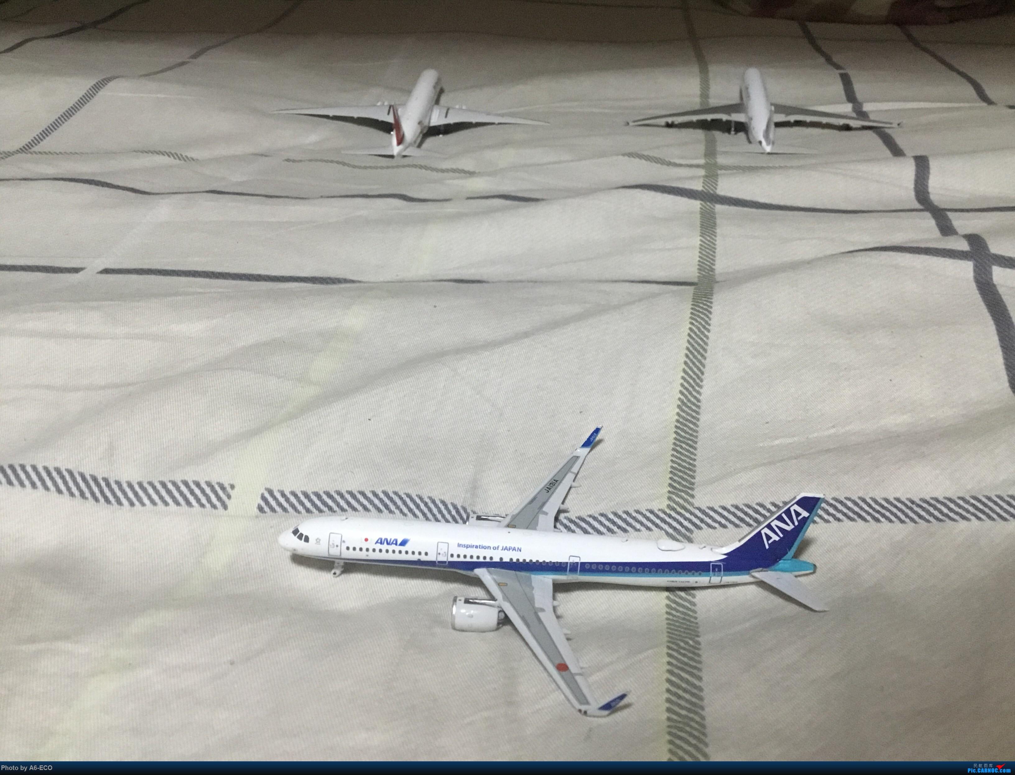 Re:[原创]没时间拍机,只好拍模型 AIRBUS A321NEO JA131A 日本东京羽田国际机场