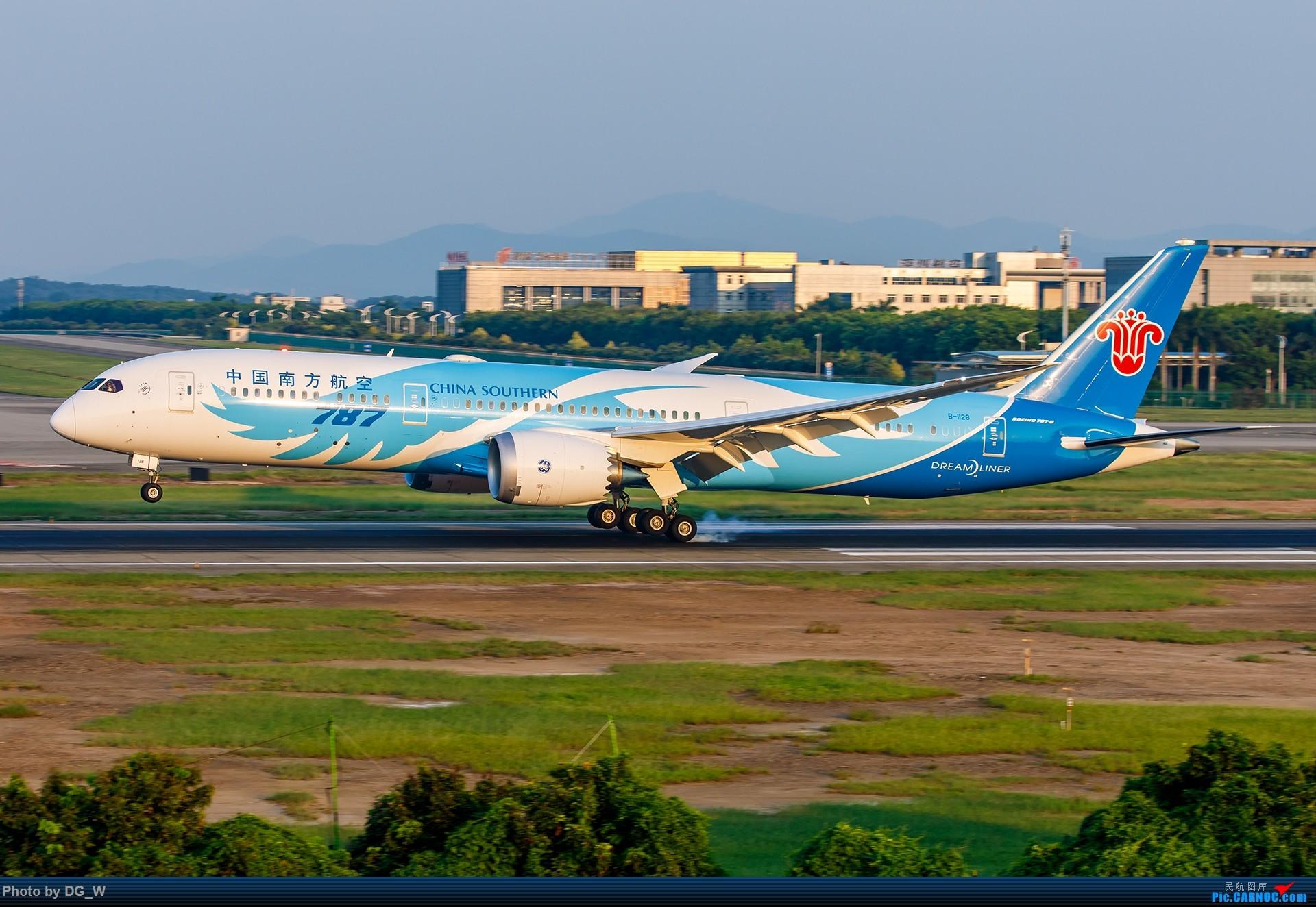 Re:【南宁飞友】CAN西跑的午后 BOEING 787-9 B-1128 中国广州白云国际机场