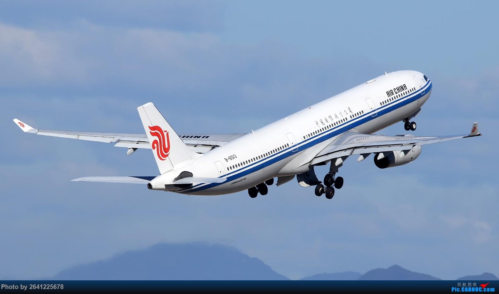 Re:[原创]库存集锦 AIRBUS A330-300 B-6513 中国北京首都国际机场