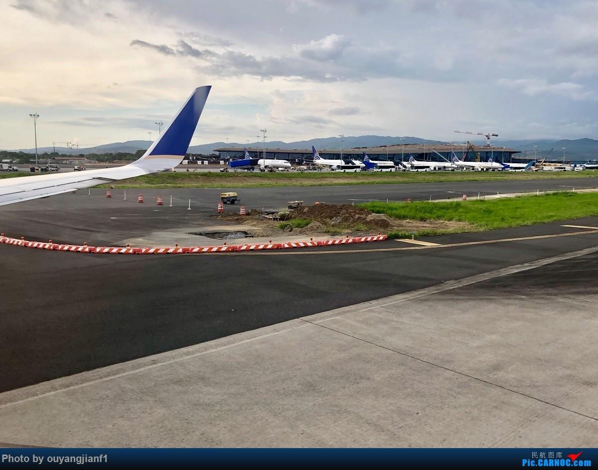 又是好久没来坛子了,发几篇2018年的飞行游记纪念一下吧....第一篇,环球飞行之旅:北京-纽瓦克-波哥大-麦德林-巴拿马城-墨西哥城-法兰克福-北京    巴拿马巴拿马城托库门国际机场