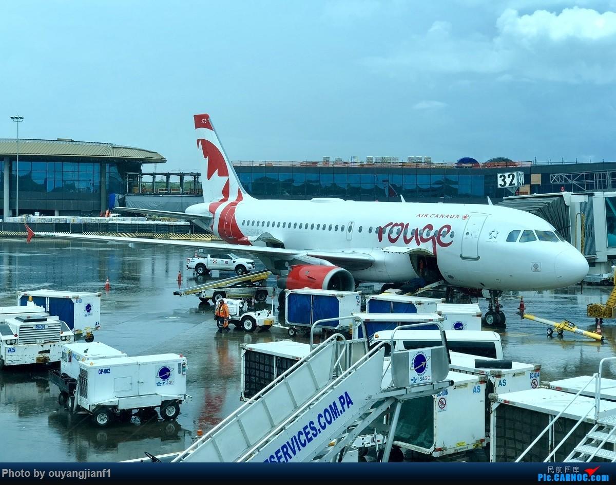 又是好久没来坛子了,发几篇2018年的飞行游记纪念一下吧....第一篇,环球飞行之旅:北京-纽瓦克-波哥大-麦德林-巴拿马城-墨西哥城-法兰克福-北京 AIRBUS A319-100 C-GARO 巴拿马巴拿马城托库门国际机场