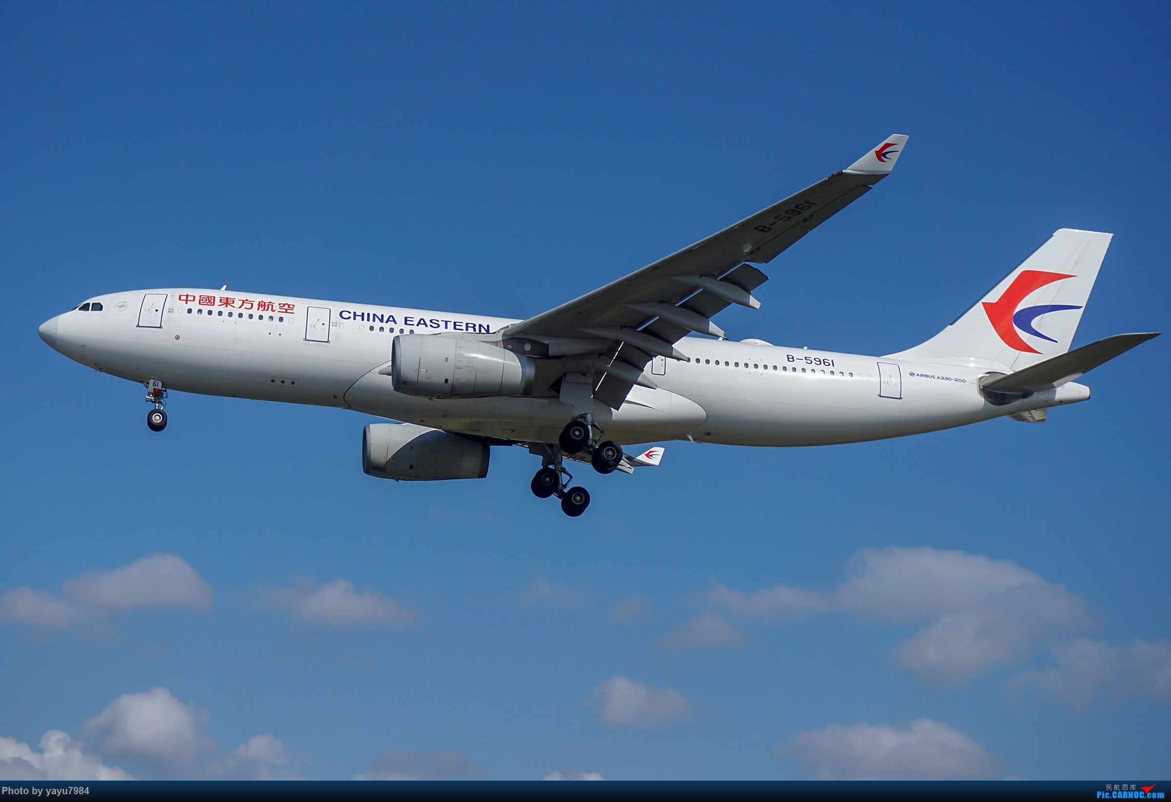 Re:[SYD] 东航天合332,雪绒花343,华航蓝鹊,以及其他日常货 AIRBUS A330-200 B-5961 澳大利亚悉尼金斯福德·史密斯机场