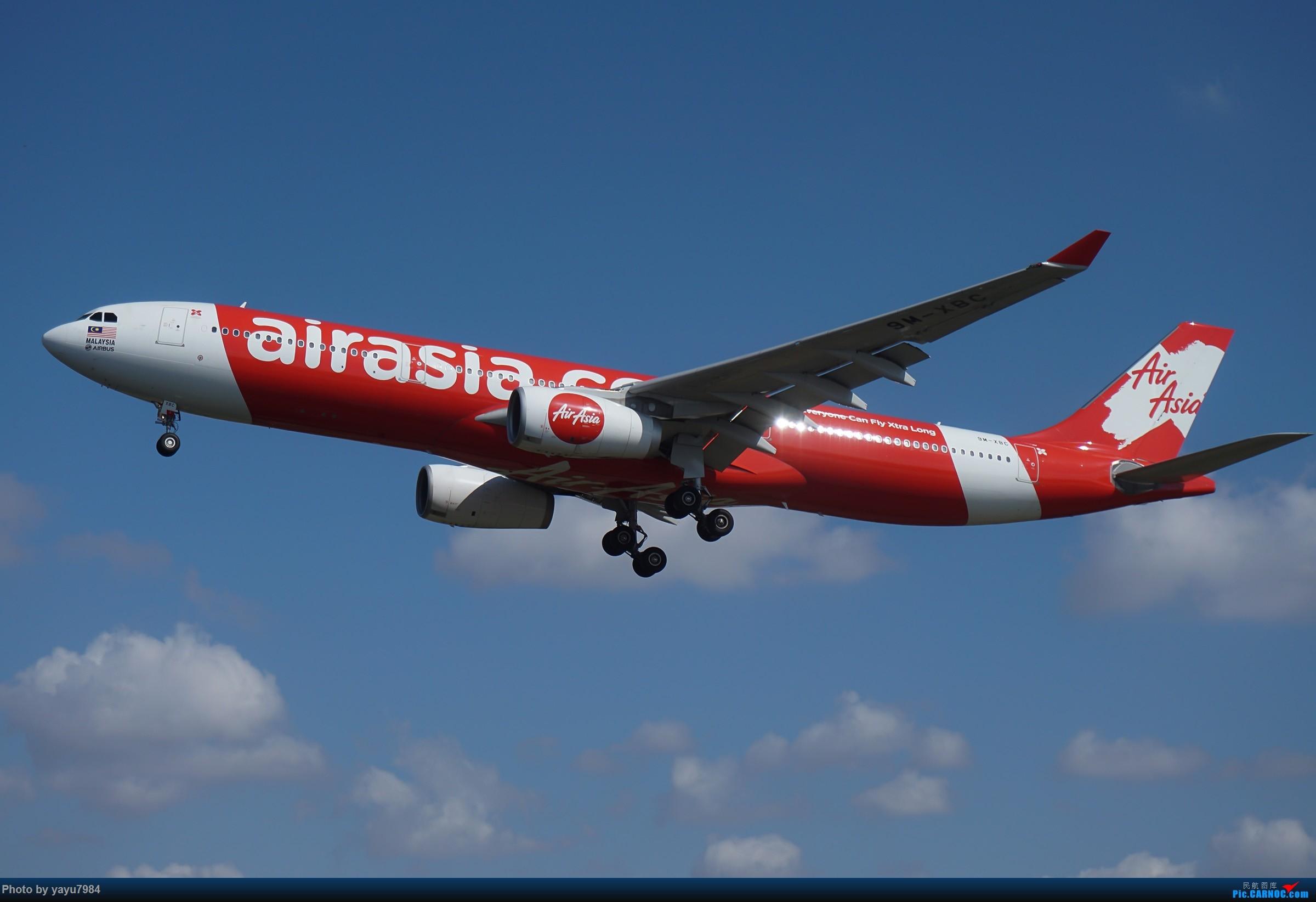 Re:[原创][SYD] 东航天合332,雪绒花343,华航蓝鹊,以及其他日常货 AIRBUS A330-300 9M-XBC 澳大利亚悉尼金斯福德·史密斯机场