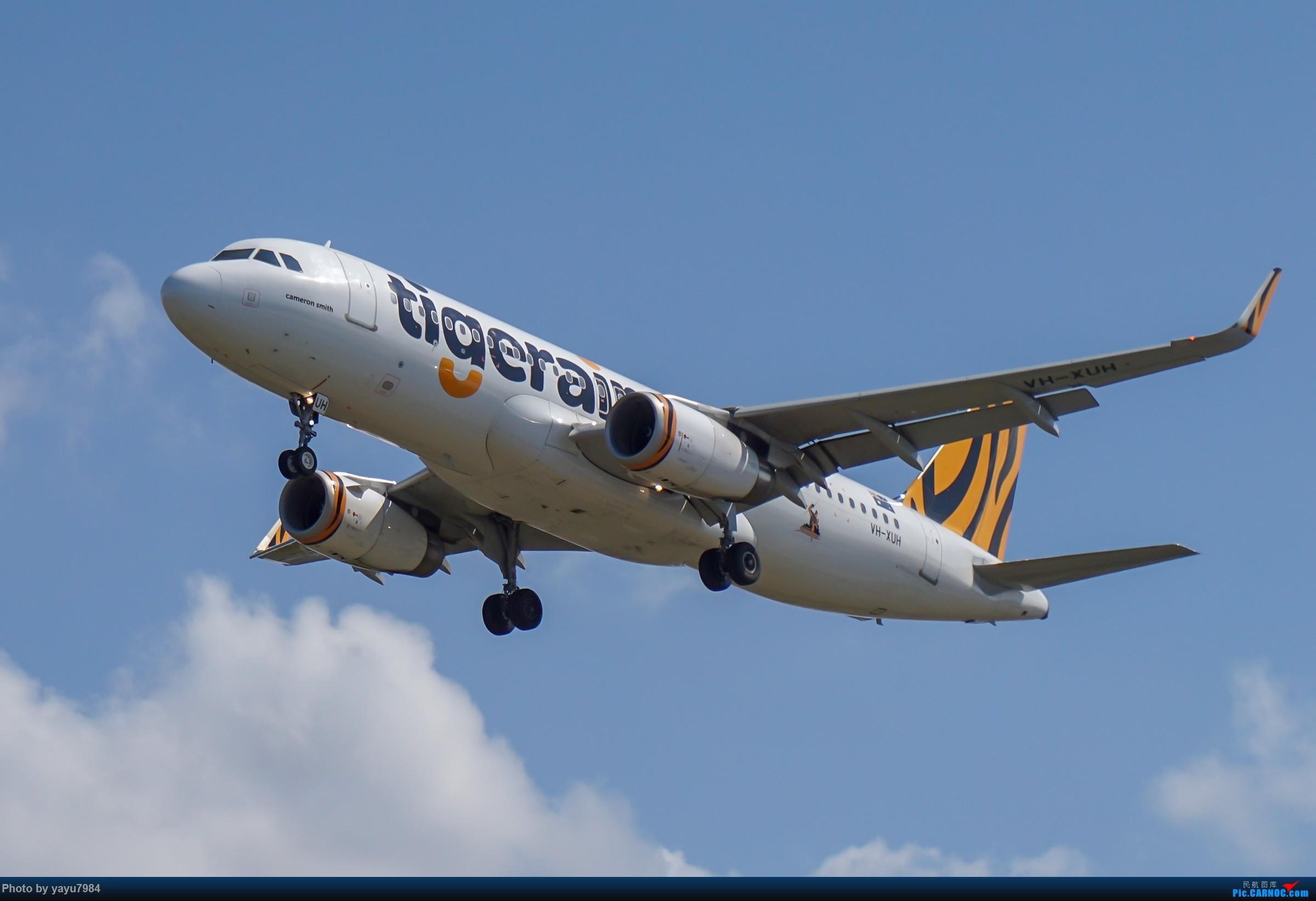 Re:[原创][SYD] 东航天合332,雪绒花343,华航蓝鹊,以及其他日常货 AIRBUS A320-200 VH-XUH 澳大利亚悉尼金斯福德·史密斯机场