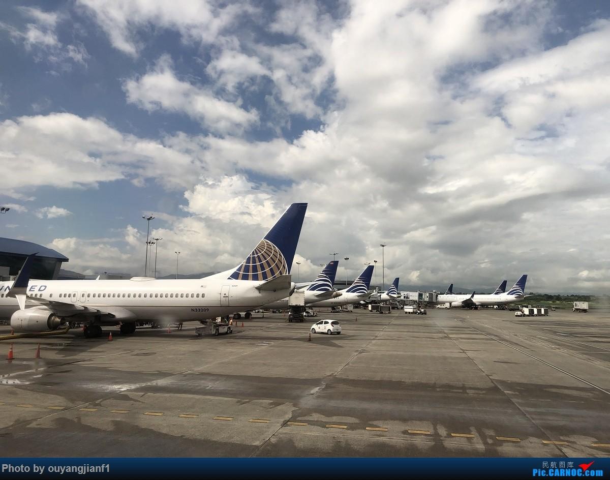 又是好久没来坛子了,发几篇2018年的飞行游记纪念一下吧....第一篇,环球飞行之旅:北京-纽瓦克-波哥大-麦德林-巴拿马城-墨西哥城-法兰克福-北京 BOEING 737-800 N33209 巴拿马巴拿马城托库门国际机场
