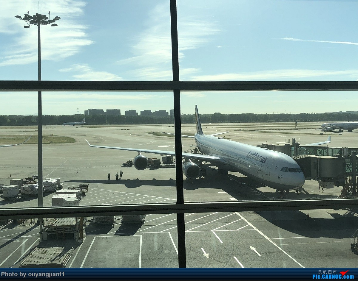 又是好久没来坛子了,发几篇2018年的飞行游记纪念一下吧....第一篇,环球飞行之旅:北京-纽瓦克-波哥大-麦德林-巴拿马城-墨西哥城-法兰克福-北京 AIRBUS A340-600 AIHC 中国北京首都国际机场