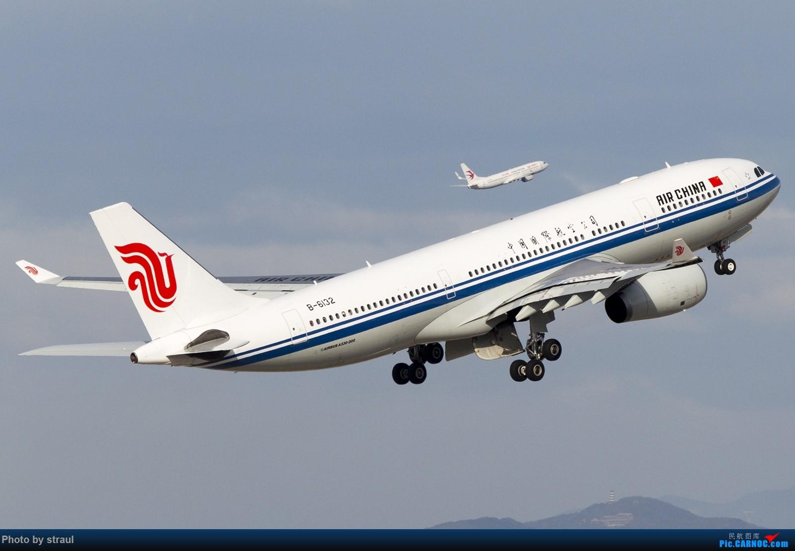 Re:「多图多机」国航 01 起飞一组 AIRBUS A330-200 B-6132 中国北京首都国际机场