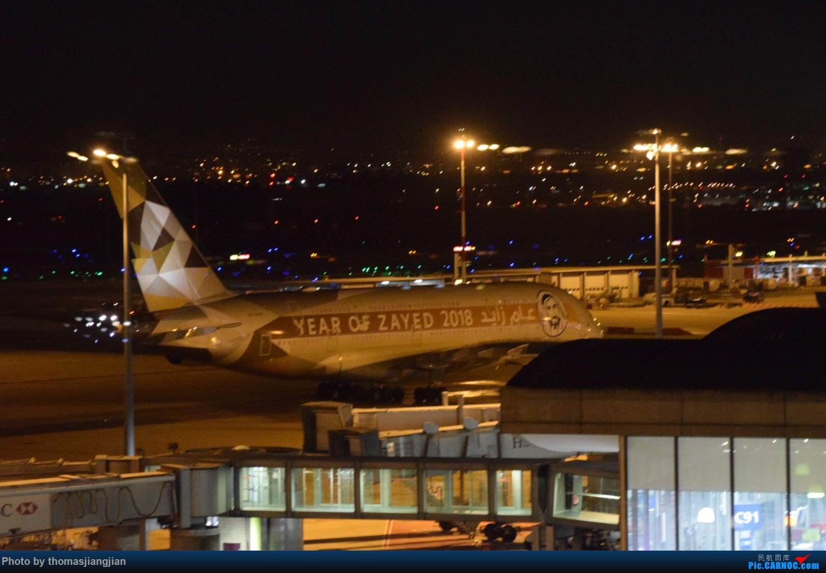 [原创]巴黎戴高乐机场喜来登拍机 AIRBUS A380  CDG