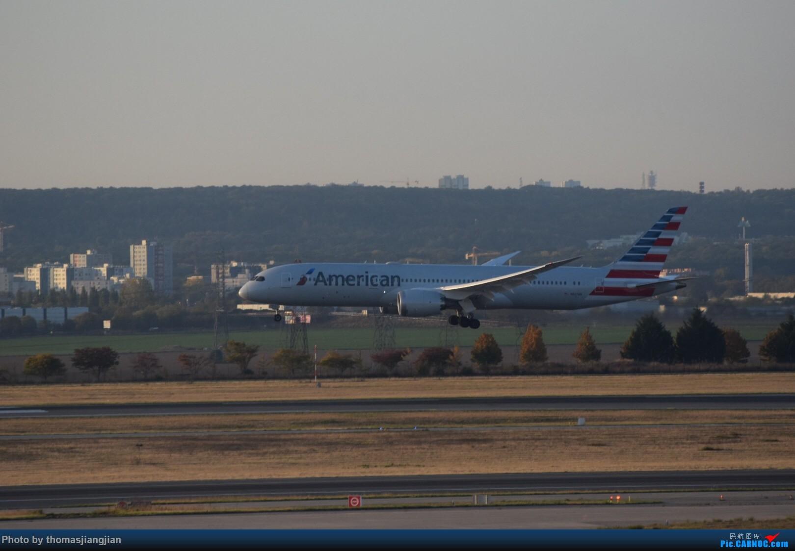 Re:巴黎戴高乐机场喜来登拍机 BOEING 787-9