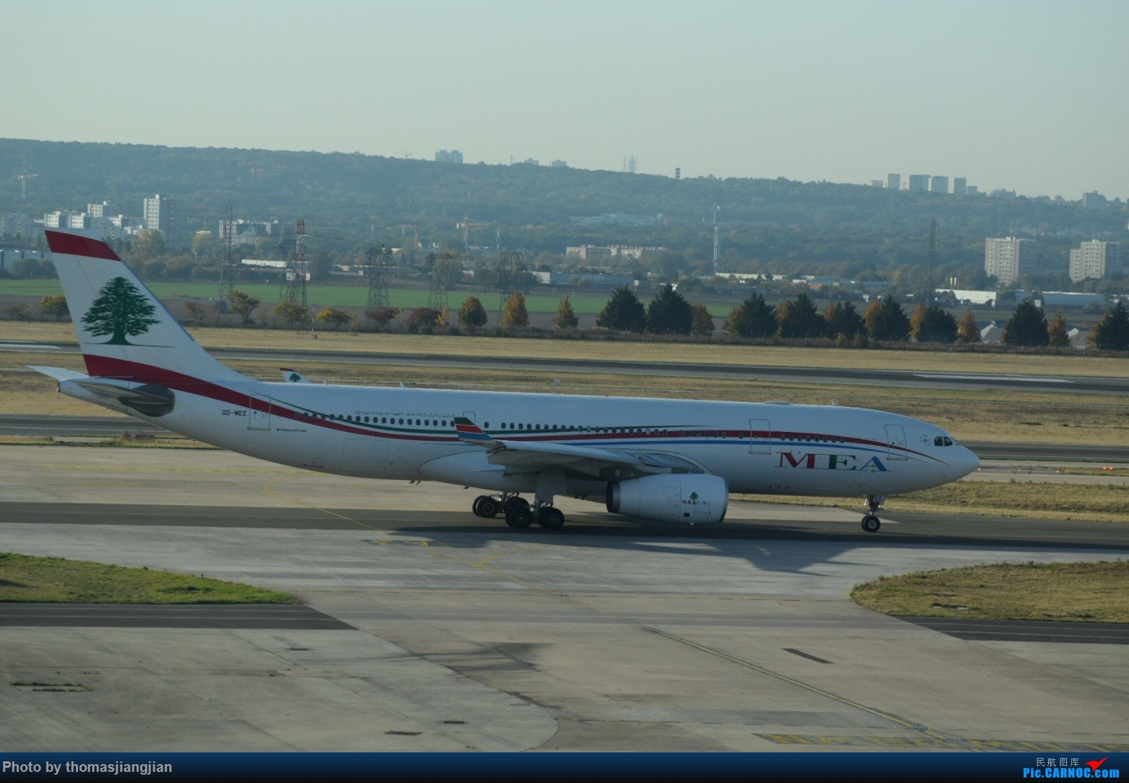 Re:[原创]巴黎戴高乐机场喜来登拍机 AIRBUS A330-200