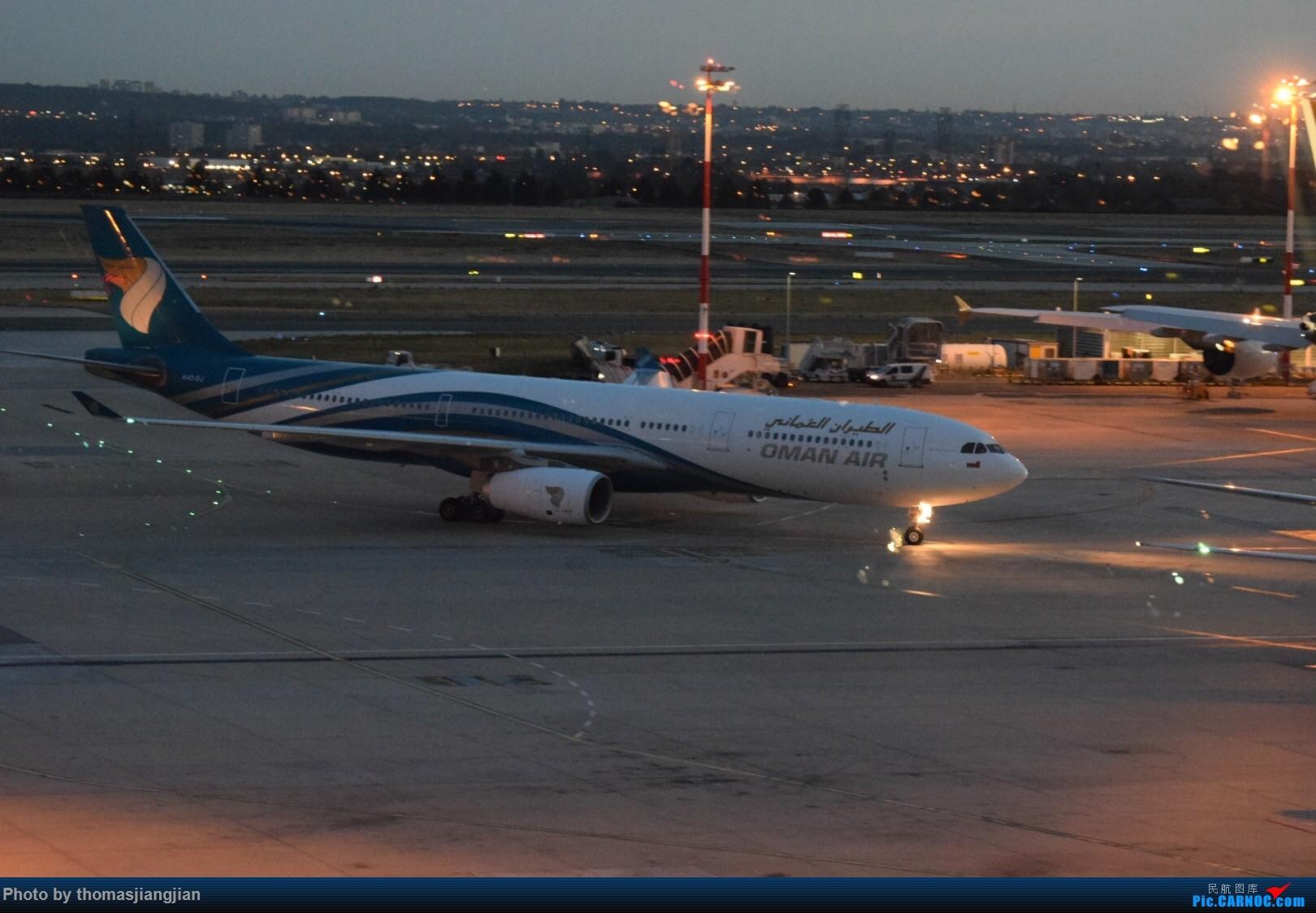 Re:巴黎戴高乐机场喜来登拍机 AIRBUS A330